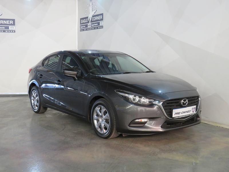 Mazda 3 1.6 Original 4-Door Image 3