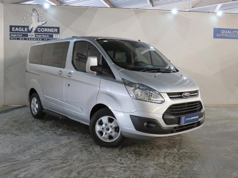 Ford Tourneo Custom 2.2 Tdci Swb Ltd