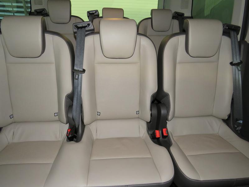 Ford Tourneo Custom 2.2 Tdci Swb Ltd Image 13