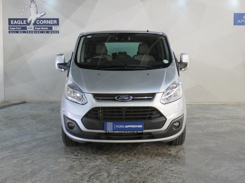 Ford Tourneo Custom 2.2 Tdci Swb Ltd Image 16