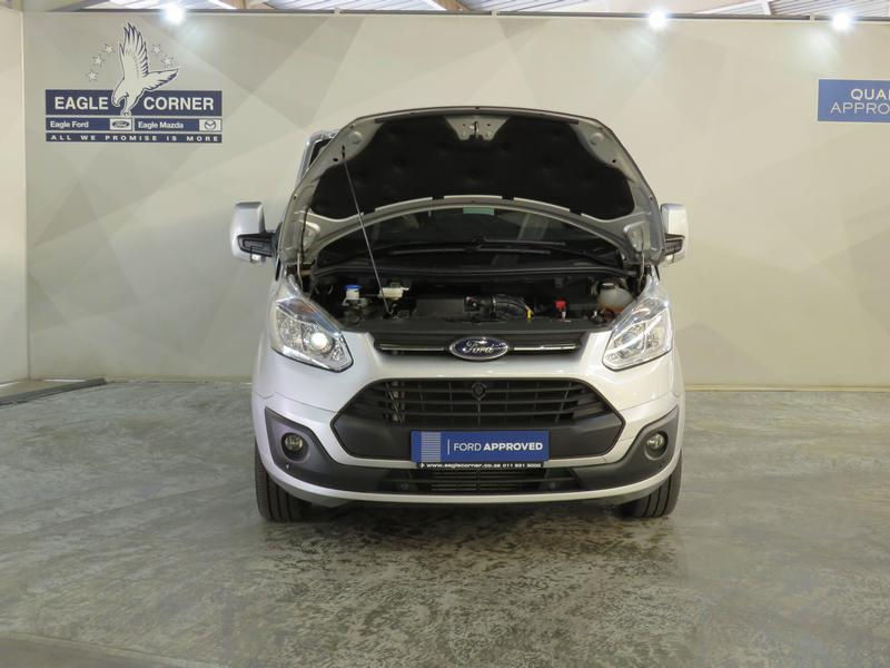 Ford Tourneo Custom 2.2 Tdci Swb Ltd Image 17