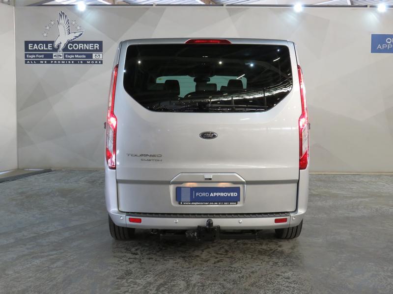 Ford Tourneo Custom 2.2 Tdci Swb Ltd Image 18