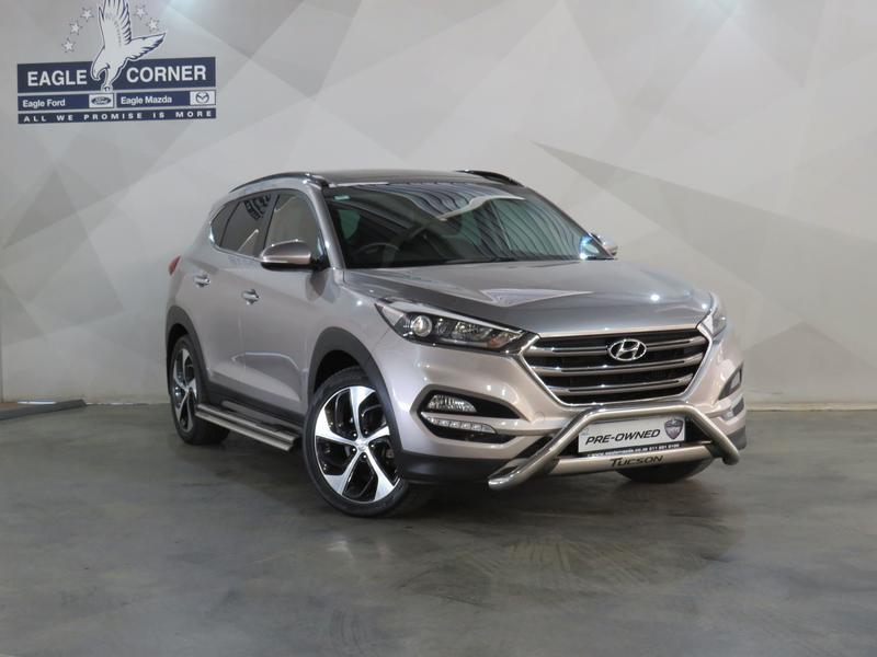 Hyundai Tucson 1.6 Tgdi Elite Awd Dct