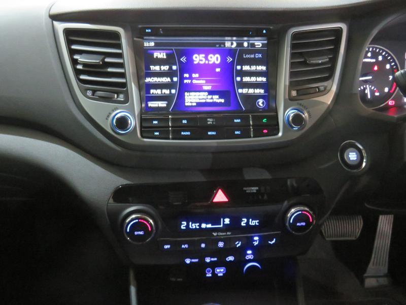 Hyundai Tucson 1.6 Tgdi Elite Awd Dct Image 10