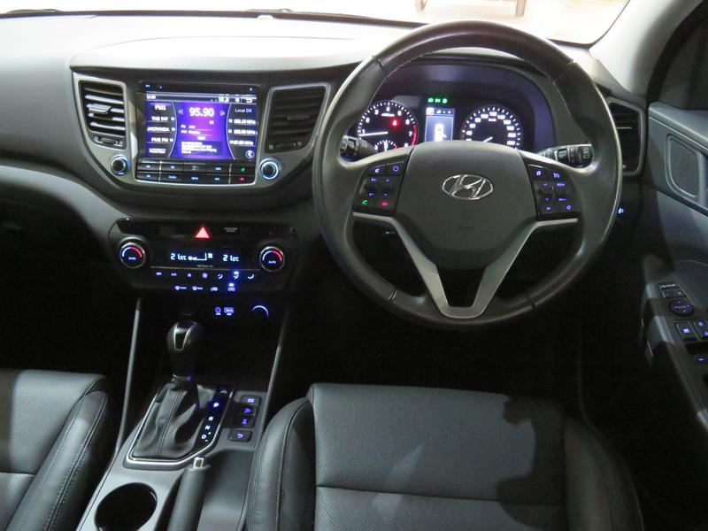 Hyundai Tucson 1.6 Tgdi Elite Awd Dct Image 13