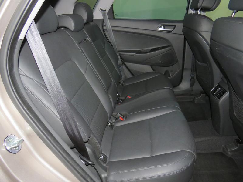 Hyundai Tucson 1.6 Tgdi Elite Awd Dct Image 15