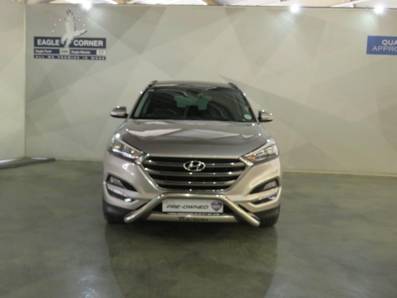 Hyundai Tucson 1.6 Tgdi Elite Awd Dct Image 16