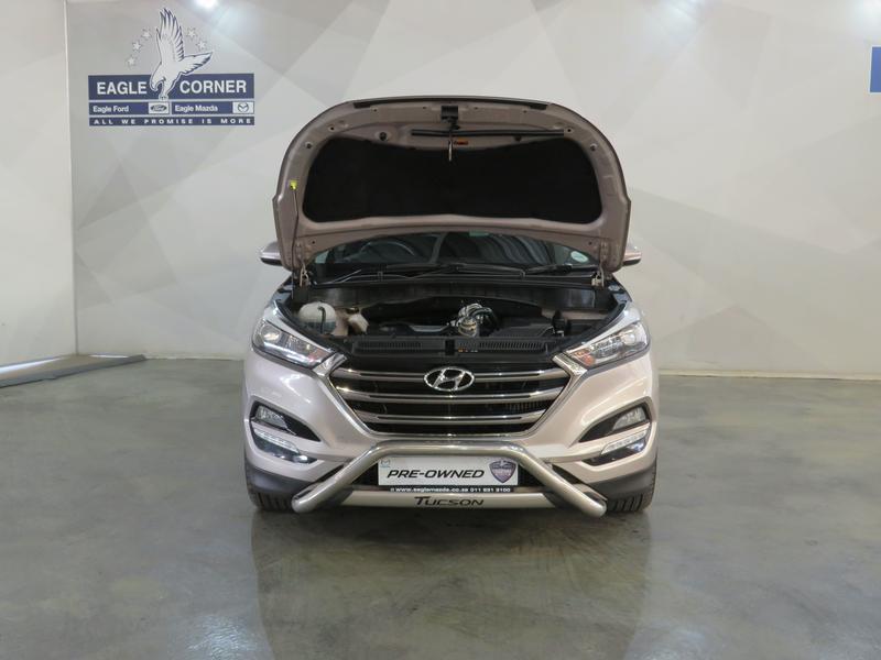 Hyundai Tucson 1.6 Tgdi Elite Awd Dct Image 17