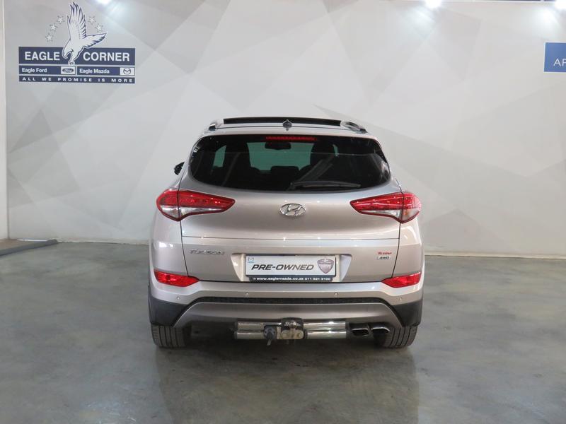 Hyundai Tucson 1.6 Tgdi Elite Awd Dct Image 18