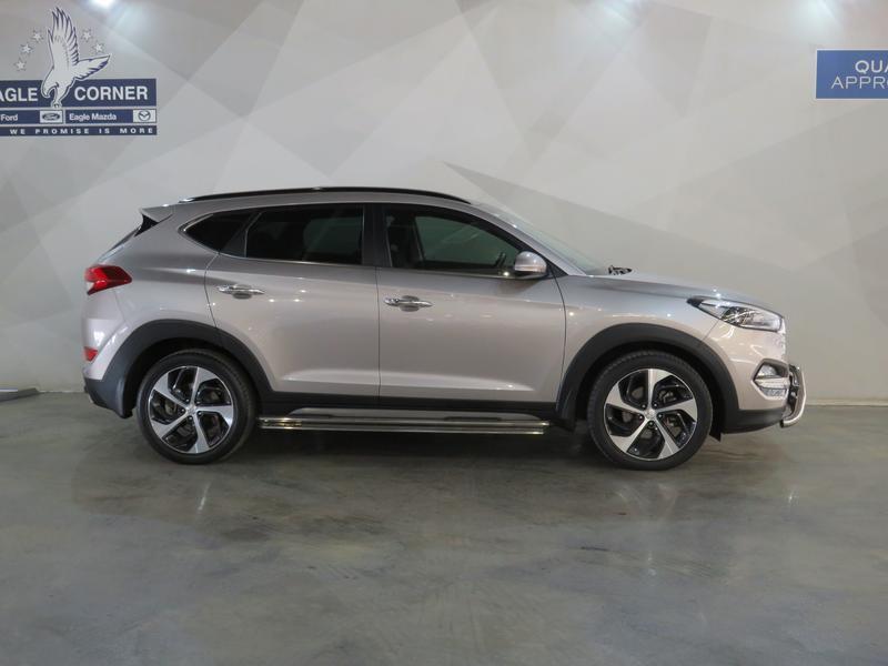 Hyundai Tucson 1.6 Tgdi Elite Awd Dct Image 2