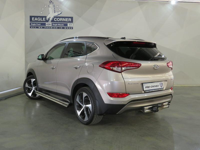 Hyundai Tucson 1.6 Tgdi Elite Awd Dct Image 20