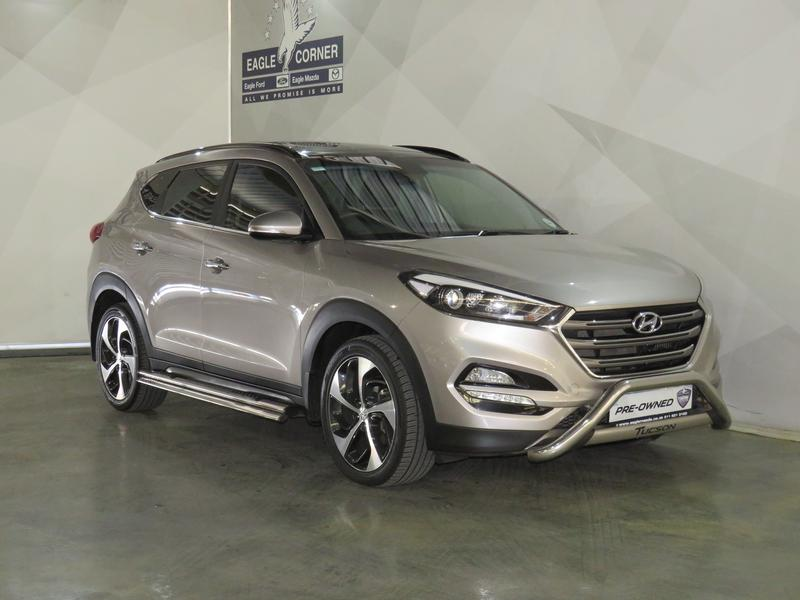 Hyundai Tucson 1.6 Tgdi Elite Awd Dct Image 3