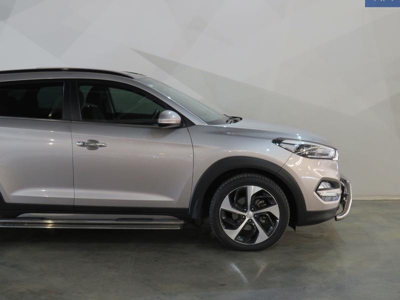 Hyundai Tucson 1.6 Tgdi Elite Awd Dct Image 4