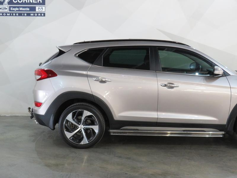 Hyundai Tucson 1.6 Tgdi Elite Awd Dct Image 5