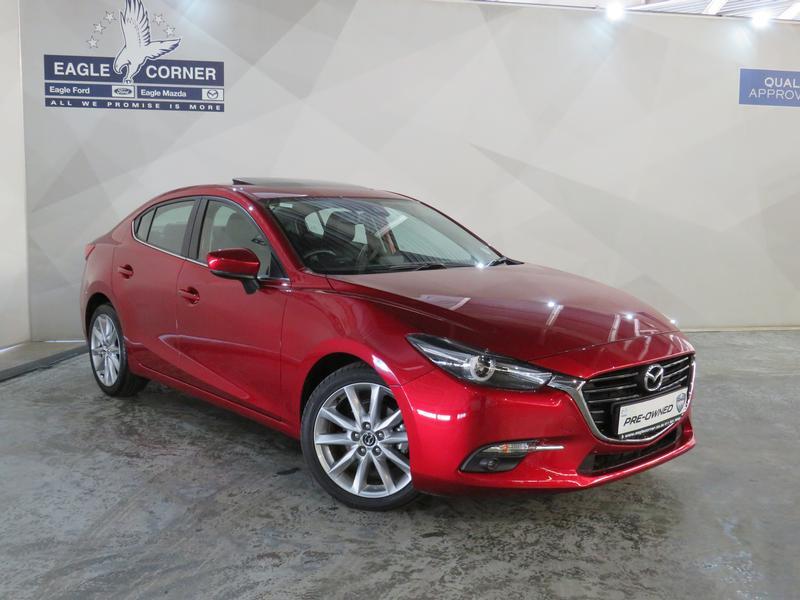 Mazda 3 2.0 Astina Plus 4-Door At