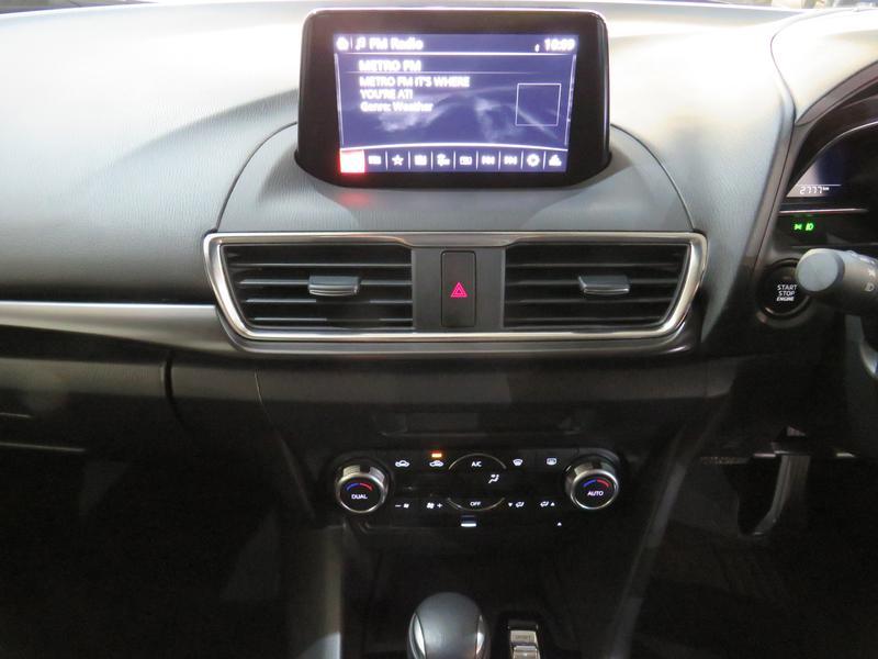 Mazda 3 2.0 Astina Plus 4-Door At Image 10