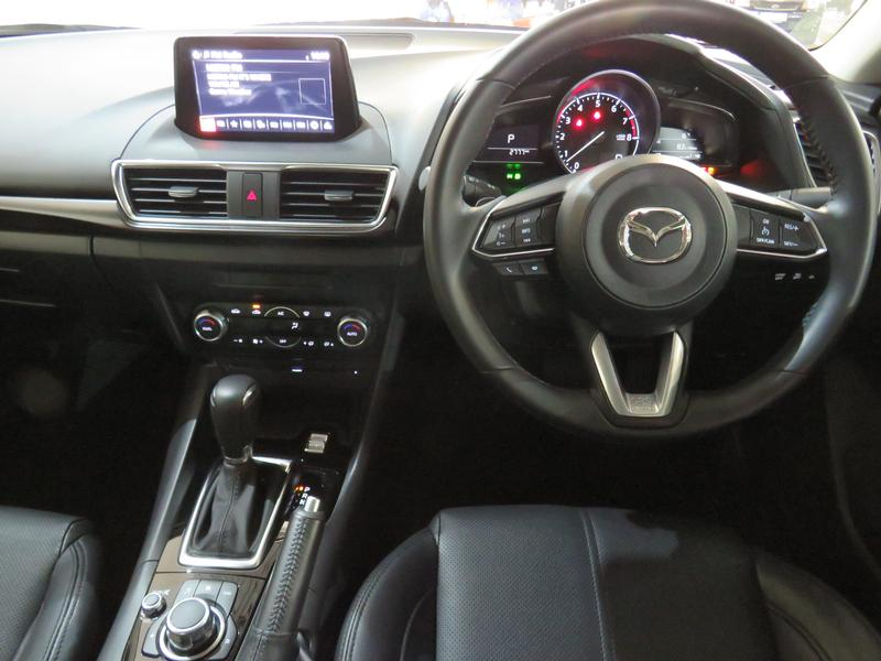 Mazda 3 2.0 Astina Plus 4-Door At Image 13