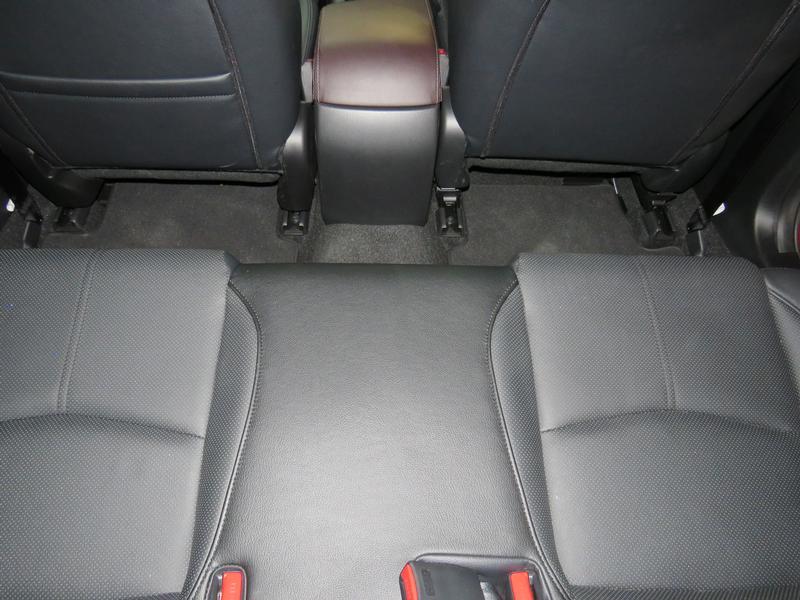 Mazda 3 2.0 Astina Plus 4-Door At Image 14