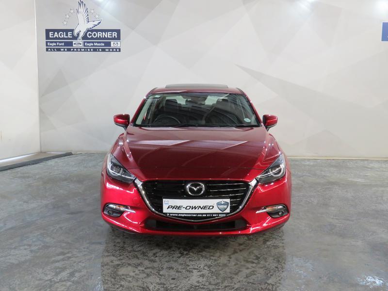 Mazda 3 2.0 Astina Plus 4-Door At Image 16