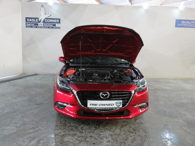 Mazda 3 2.0 Astina Plus 4-Door At Image 17