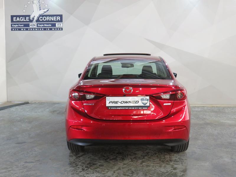 Mazda 3 2.0 Astina Plus 4-Door At Image 18