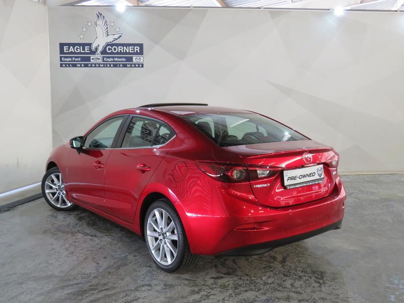 Mazda 3 2.0 Astina Plus 4-Door At Image 20