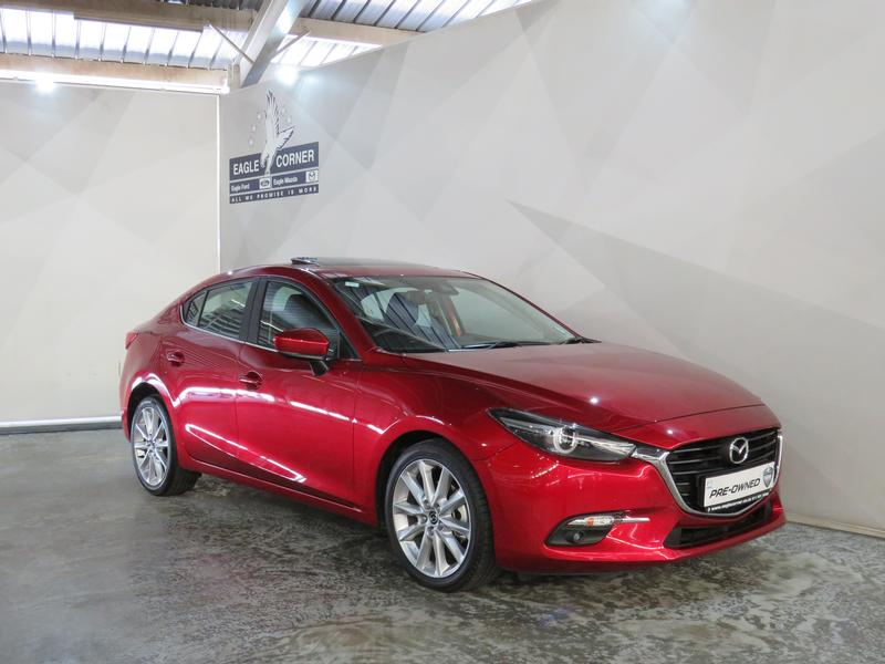 Mazda 3 2.0 Astina Plus 4-Door At Image 3