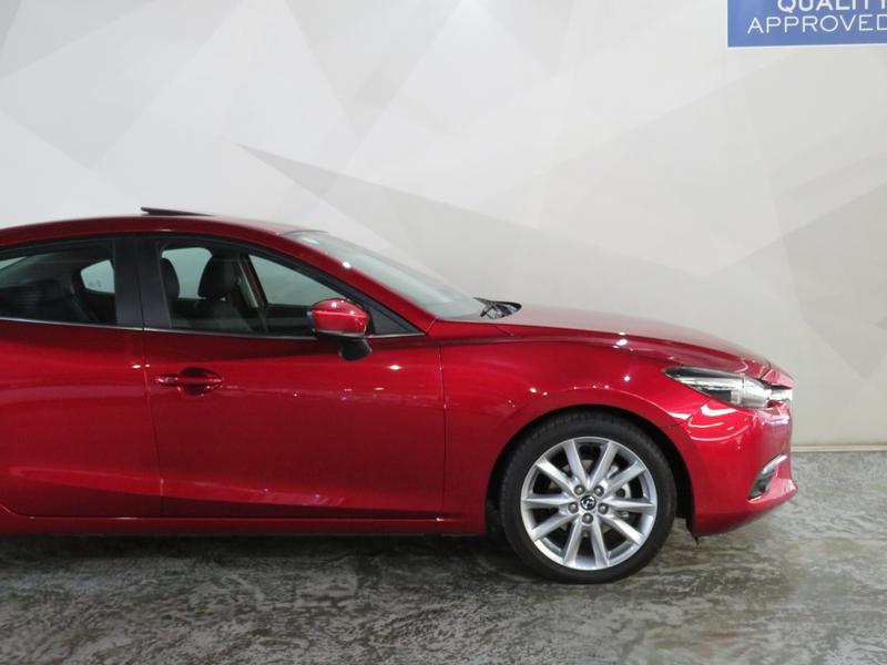 Mazda 3 2.0 Astina Plus 4-Door At Image 4