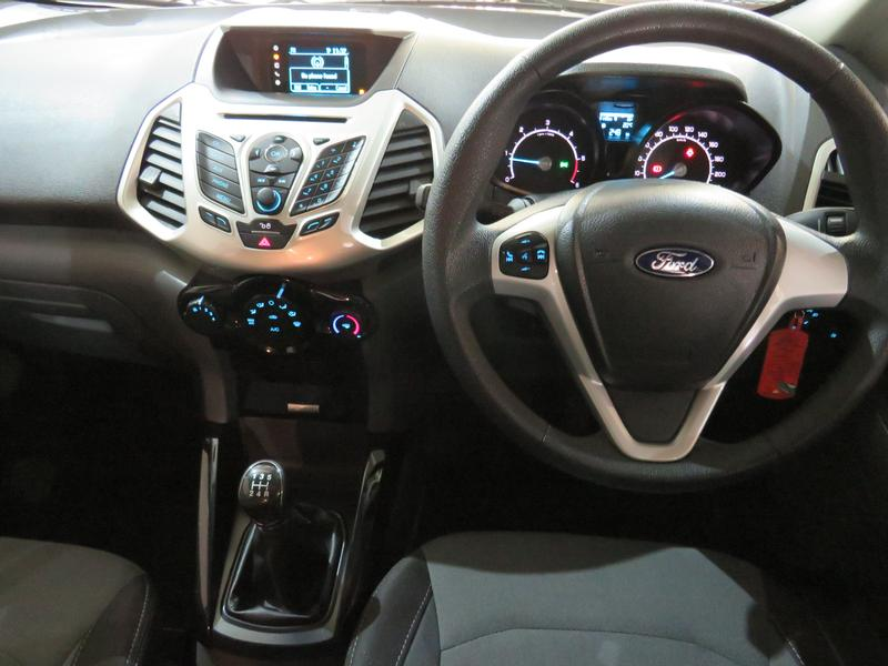 Ford Ecosport 1.5 Tdci Trend Image 13