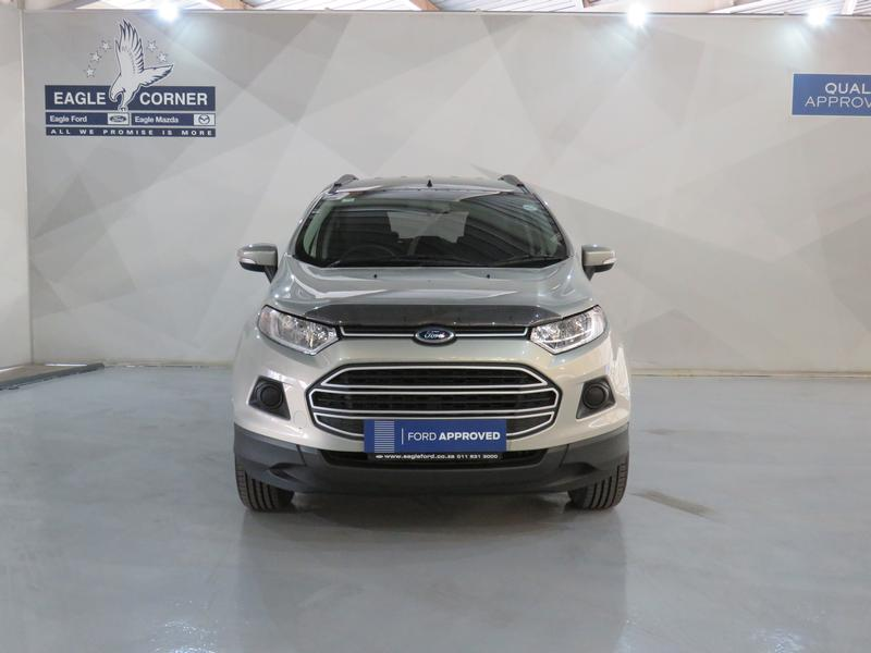 Ford Ecosport 1.5 Tdci Trend Image 16