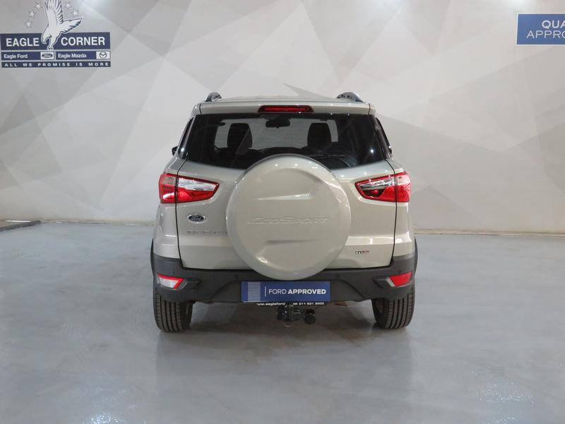 Ford Ecosport 1.5 Tdci Trend Image 18