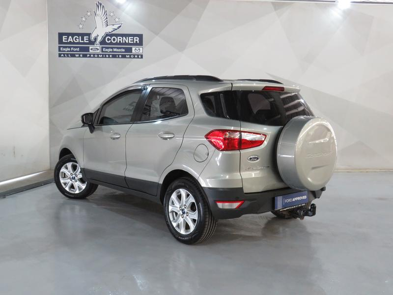 Ford Ecosport 1.5 Tdci Trend Image 20