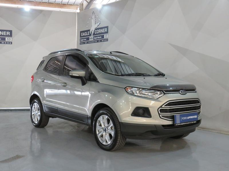 Ford Ecosport 1.5 Tdci Trend Image 3