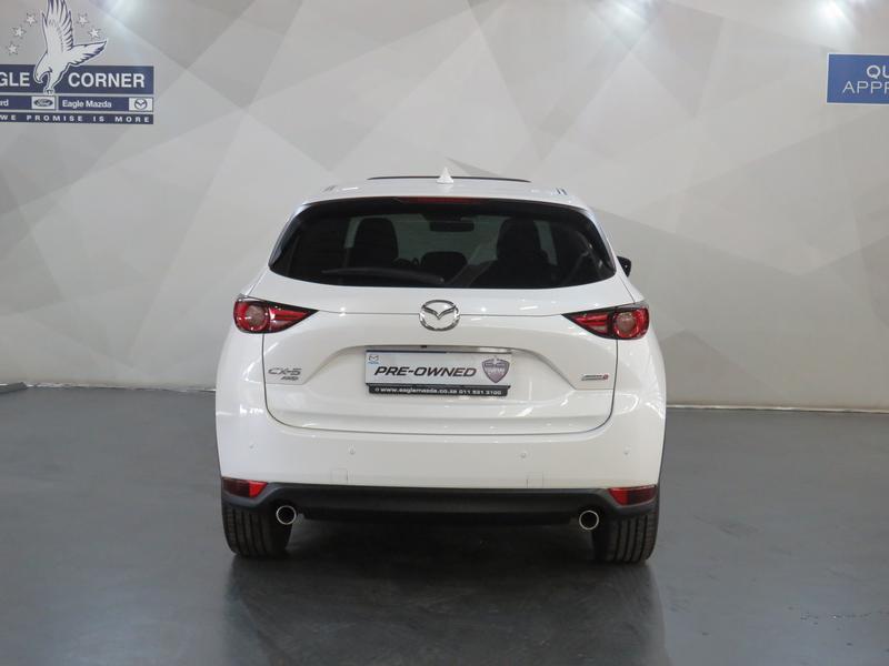 Mazda CX-5 2.2 De Akera Awd At Image 17