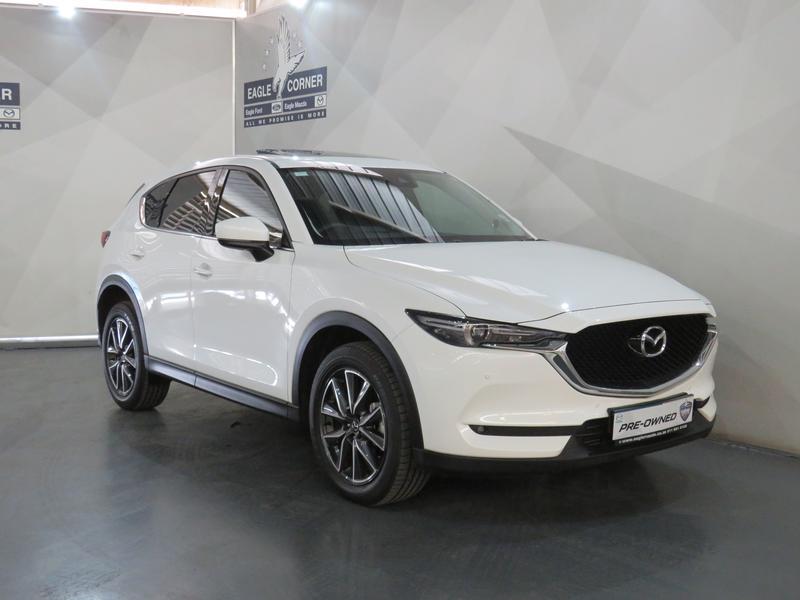 Mazda CX-5 2.2 De Akera Awd At Image 3