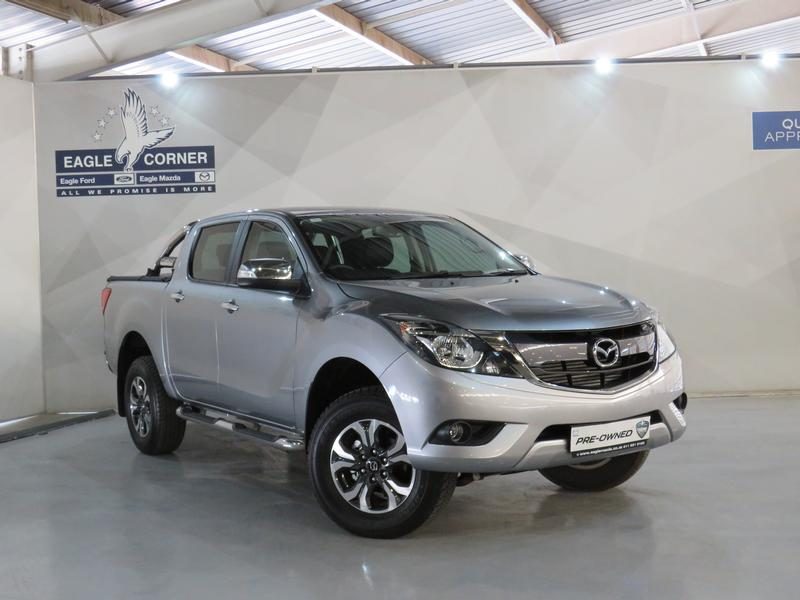 Mazda BT-50 3.2 Hr D/cab Sle 4X4 At