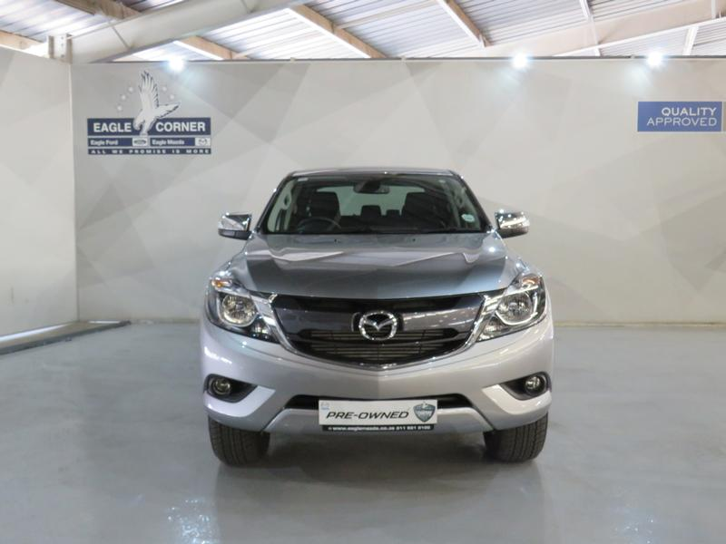 Mazda BT-50 3.2 Hr D/cab Sle 4X4 At Image 16