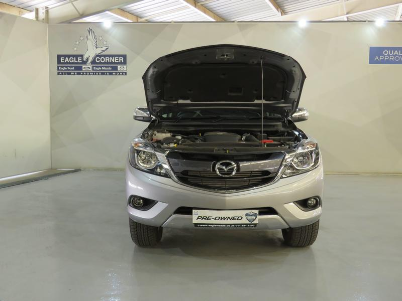 Mazda BT-50 3.2 Hr D/cab Sle 4X4 At Image 17