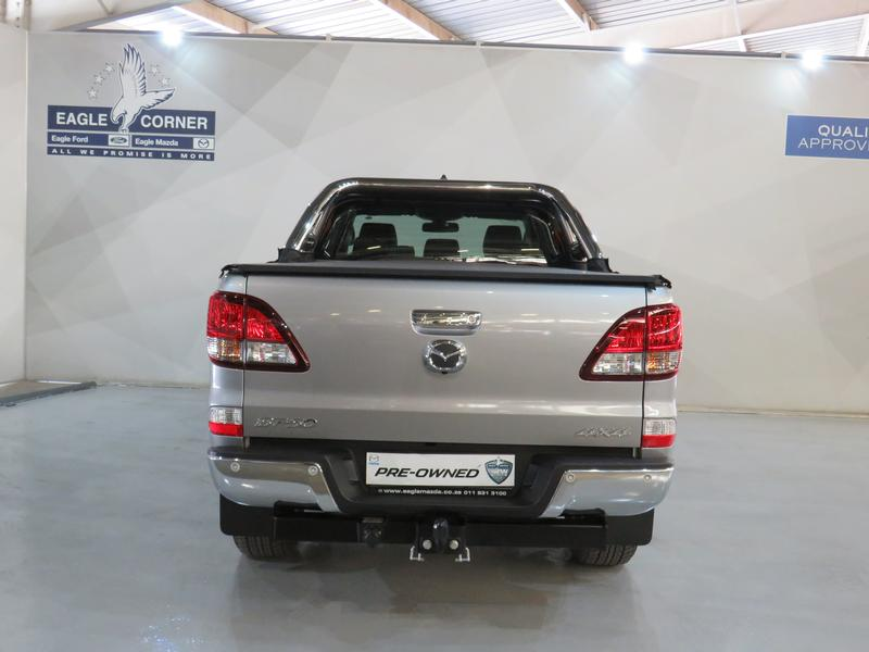 Mazda BT-50 3.2 Hr D/cab Sle 4X4 At Image 18