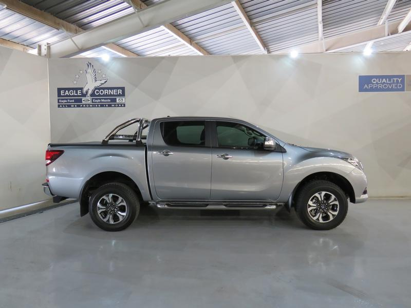 Mazda BT-50 3.2 Hr D/cab Sle 4X4 At Image 2
