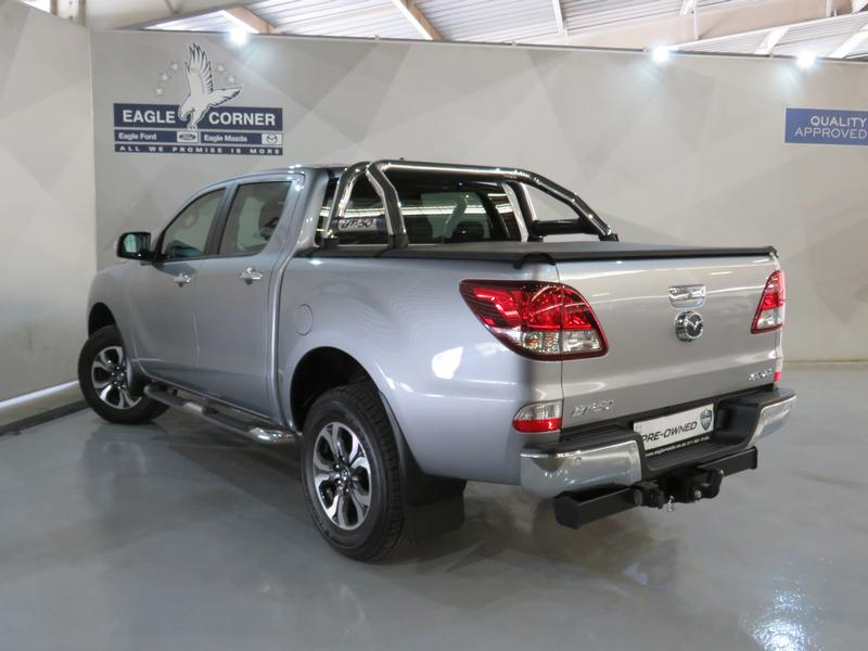 Mazda BT-50 3.2 Hr D/cab Sle 4X4 At Image 20
