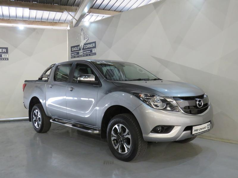 Mazda BT-50 3.2 Hr D/cab Sle 4X4 At Image 3