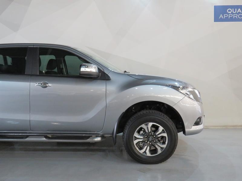 Mazda BT-50 3.2 Hr D/cab Sle 4X4 At Image 4