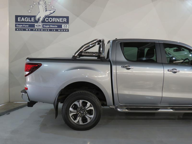 Mazda BT-50 3.2 Hr D/cab Sle 4X4 At Image 5