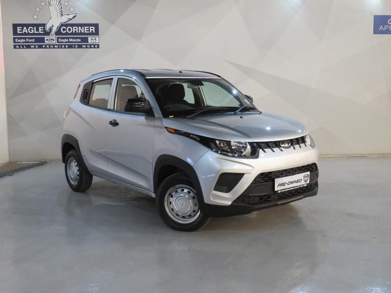 Mahindra KUV 100 1.2 K2+ Nxt