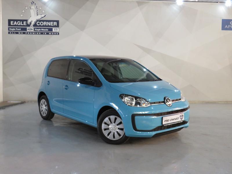 Volkswagen Up! My18 Move 1.0 5-Door