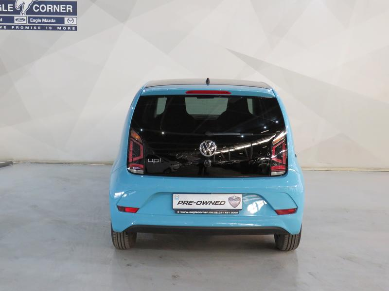 Volkswagen Up! My18 Move 1.0 5-Door Image 18