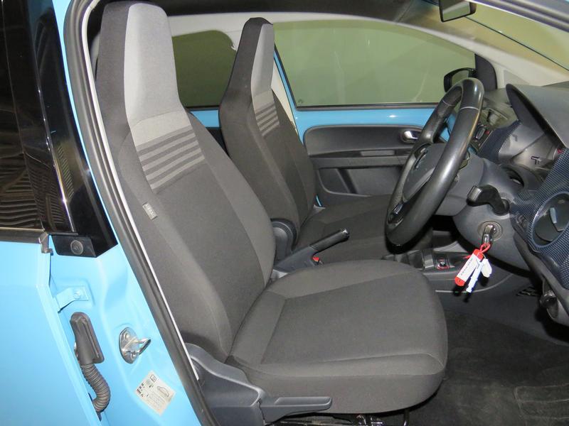 Volkswagen Up! My18 Move 1.0 5-Door Image 8