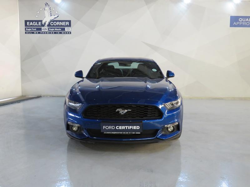 Ford Mustang 2.3 Ecoboost Fastback At Image 16