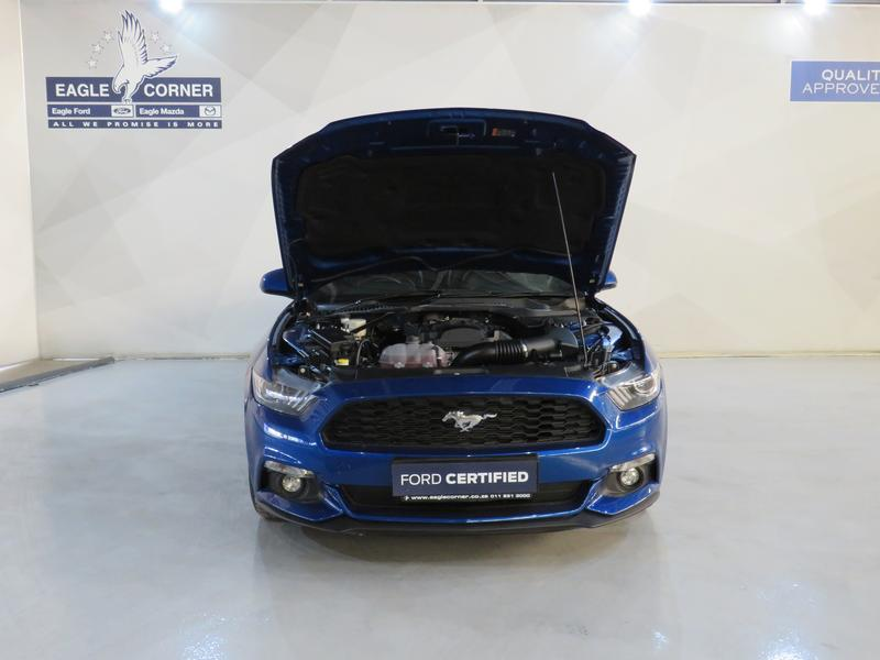 Ford Mustang 2.3 Ecoboost Fastback At Image 17